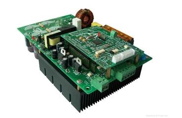 电机控制器点胶